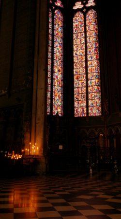 Inneres der Kathedrale von Amiens