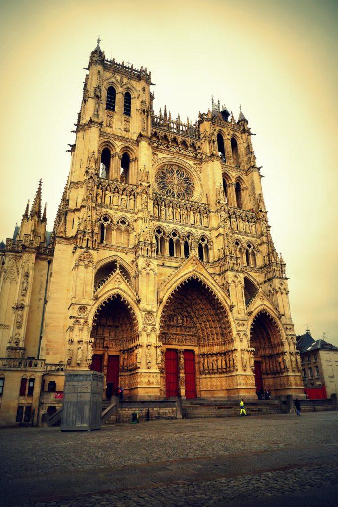 Foto: Kathedrale von Amiens