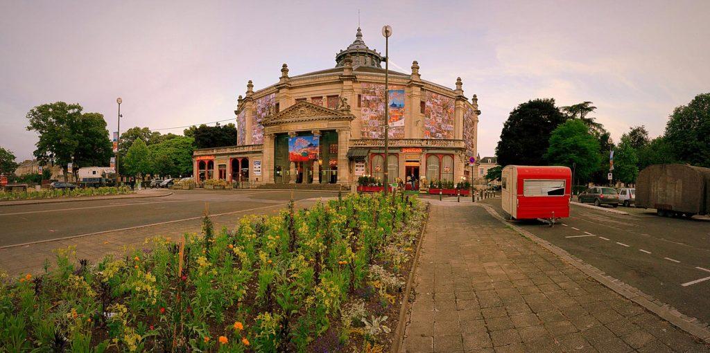 Foto: Zirkus Jules Verne in Amiens