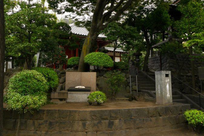 Schrein der Geishas in Asakusa