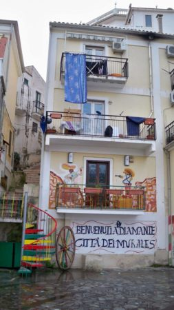 Murales in Diamante