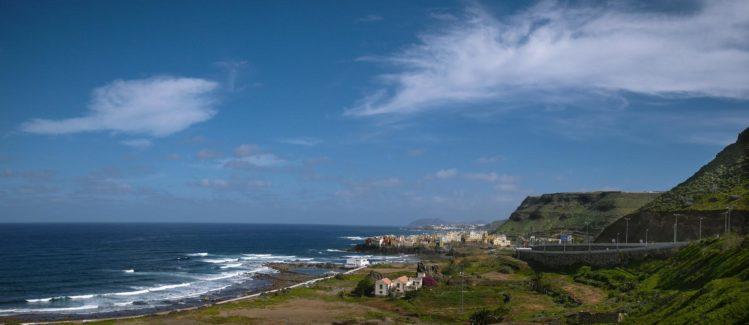 Panorama von El Roque