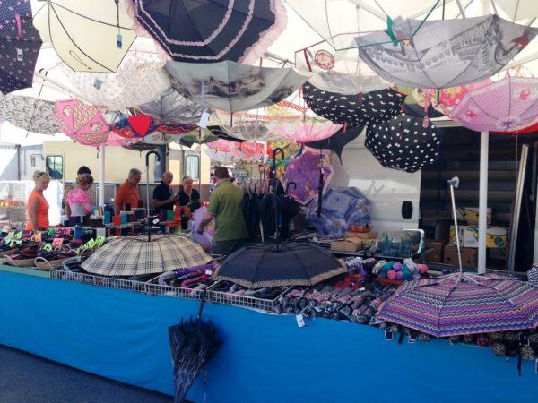 Wochenmarkt in Mataro