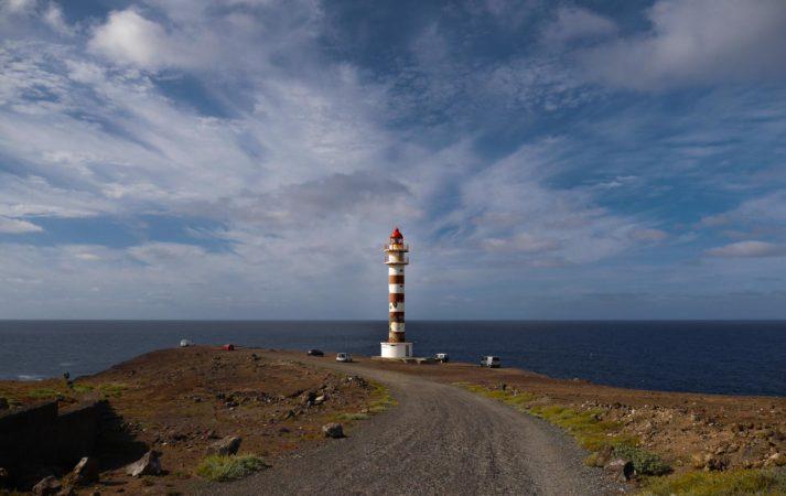 Der Leuchtturm Sardina auf Gran Canaria