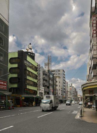 Kappabashi Dogugai Straße