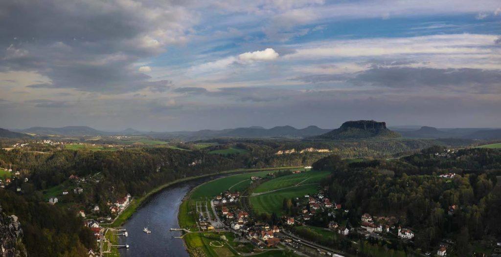 Foto: Panorama Sächsische Schweiz
