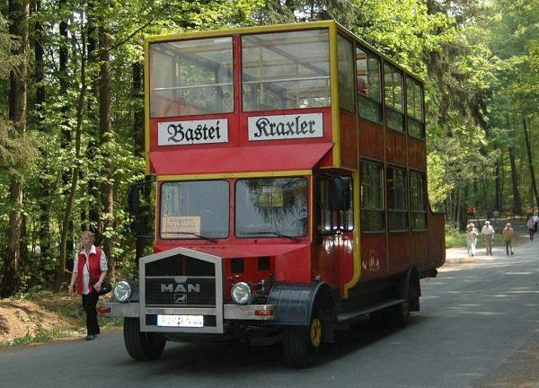 Bastei Bus Kraxler