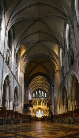 Kirchenschiff St. Patricks Kathedrale