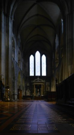 Querschiff der St. Patricks Kathedrale