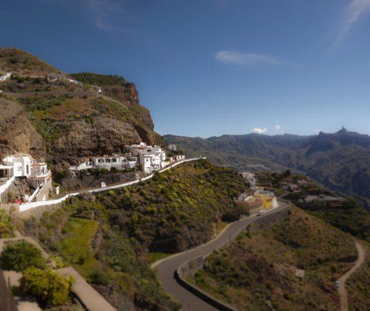 Höhlenwohnungen in Artenara