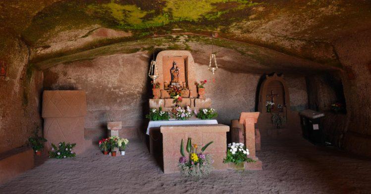 Höhlenkapelle Virgen de la Cuevita