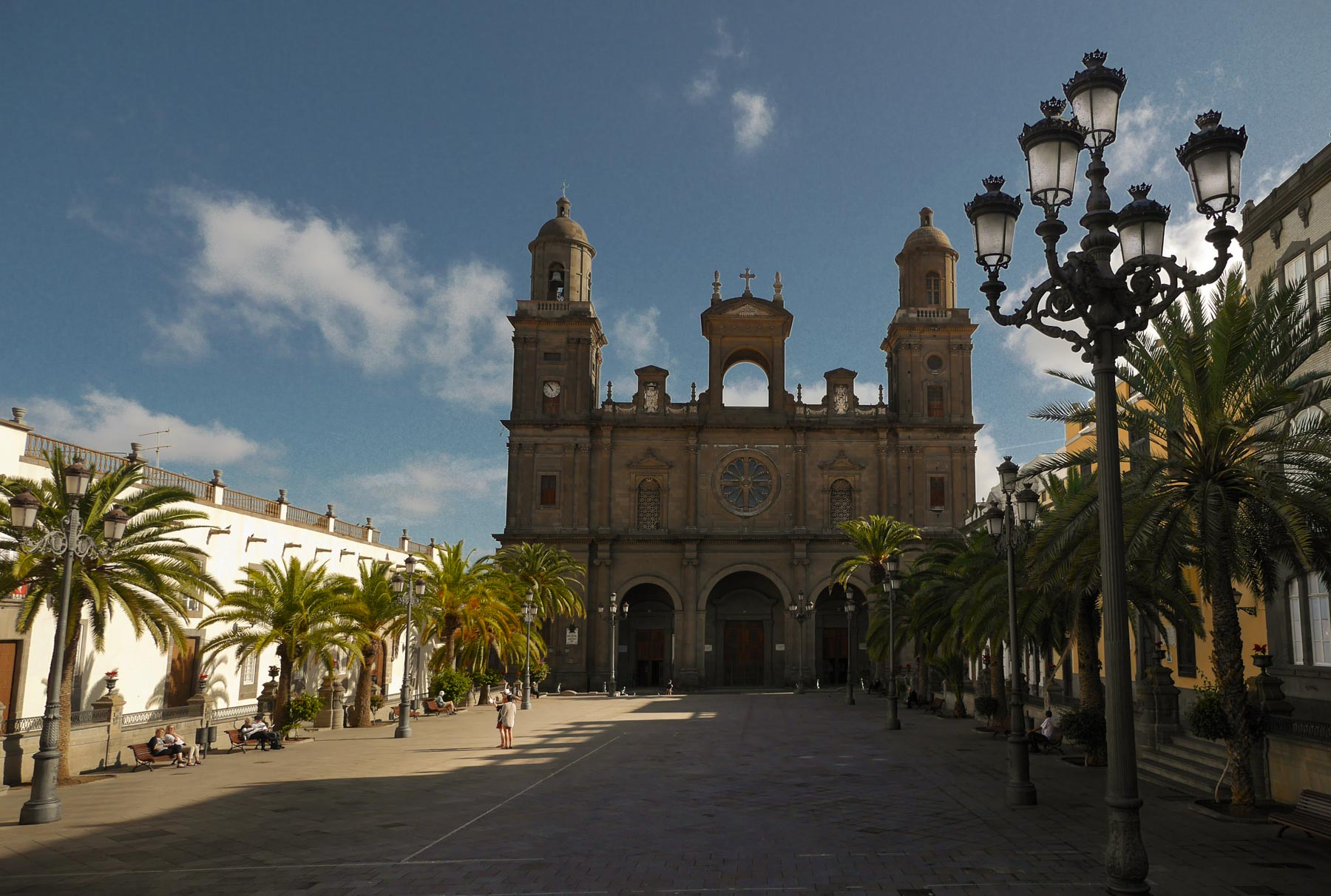 Kathedrale Santa Ana von Las Palmas