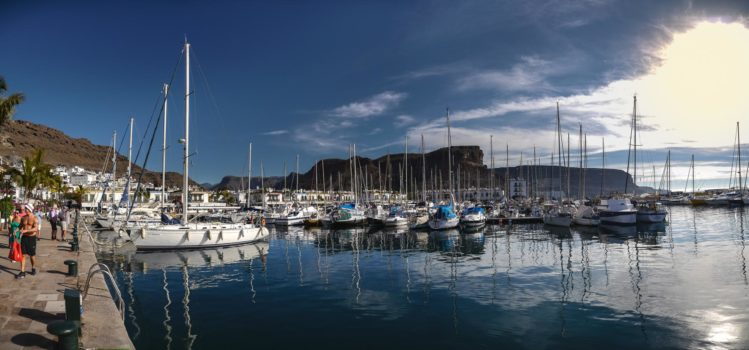 Hafen von Puerto de Mogan
