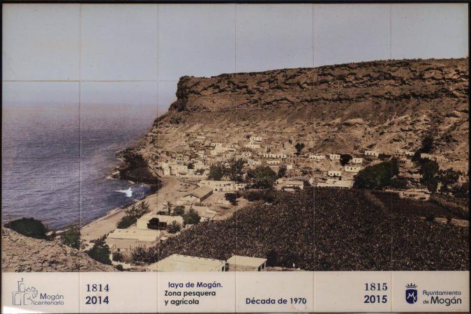 Puerto de Mogan 1970