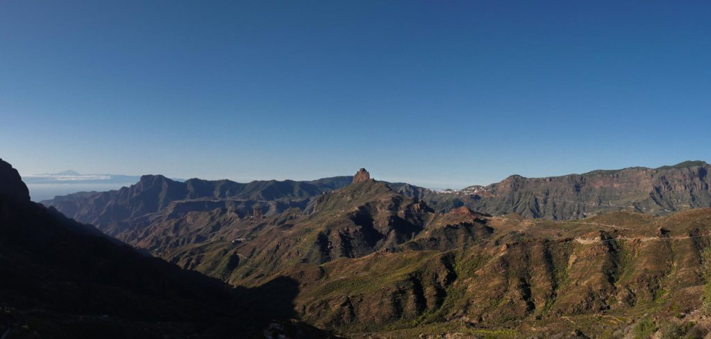 Roque Bentayga auf Gran Canaria