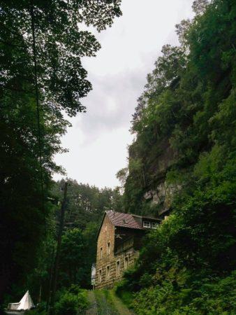 Steinhaus bei Ochelbaude