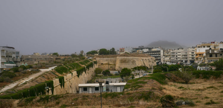 Alte Stadtmauer von Heraklion