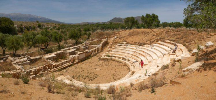 Altes römisches Amphitheater