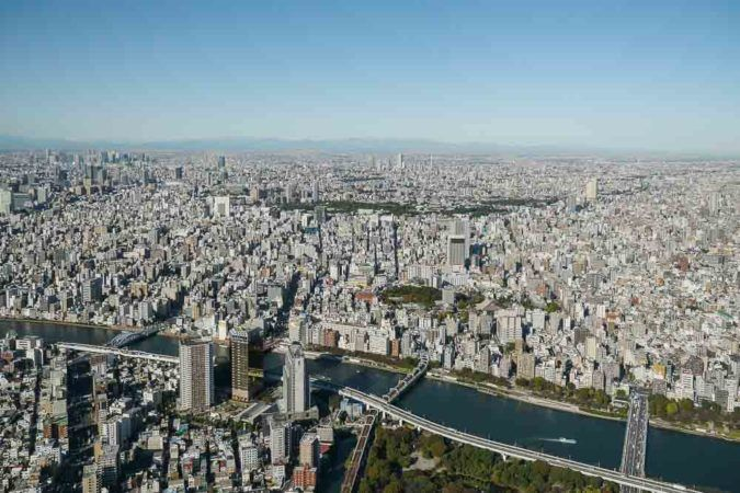 Tokio mit Ueno Park und Sensoji Schrein