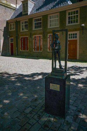 Denkmal für Prostituierte in Amsterdam