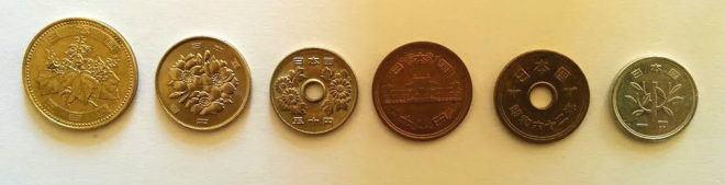 Bild Geld Japan
