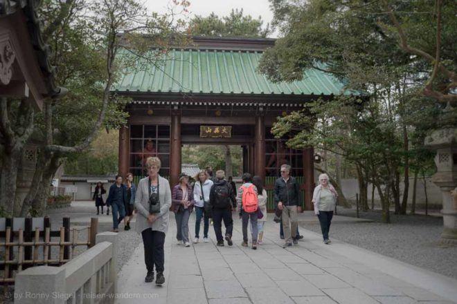 Eingang zum Kōtoku-in Tempel
