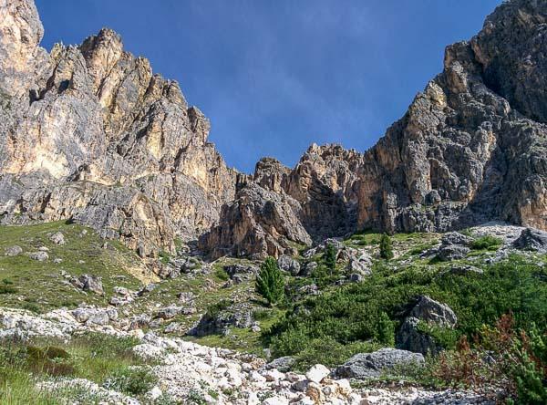 Klettersteig Via Ferrata degli Alpini