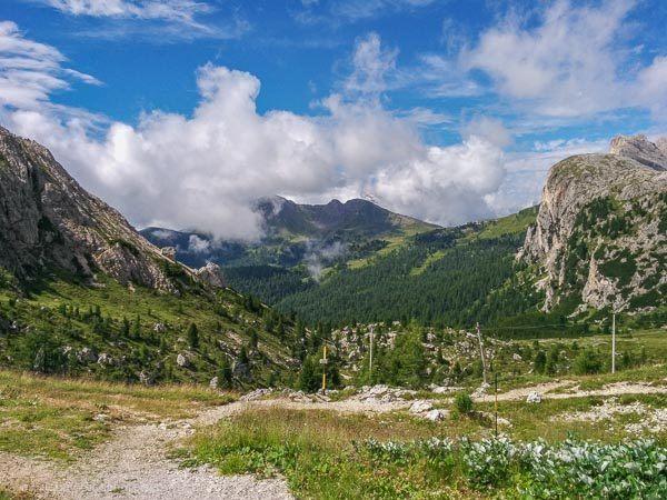 Foto: Freilichtmuseum Tre Sassi in den Dolomiten