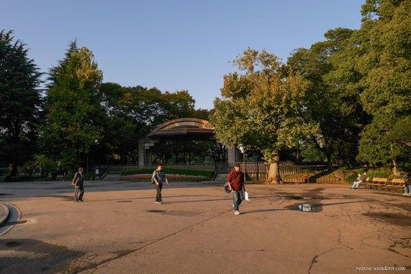 Open Air Konzert Halle im Hibiya Park