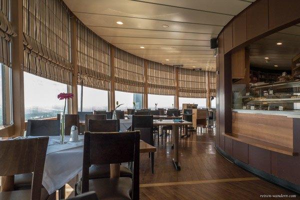 Cafe im Donauturm