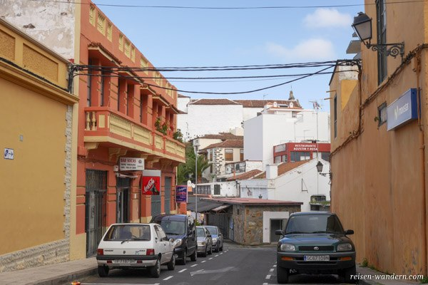 Straße in Icod de Los Vinos