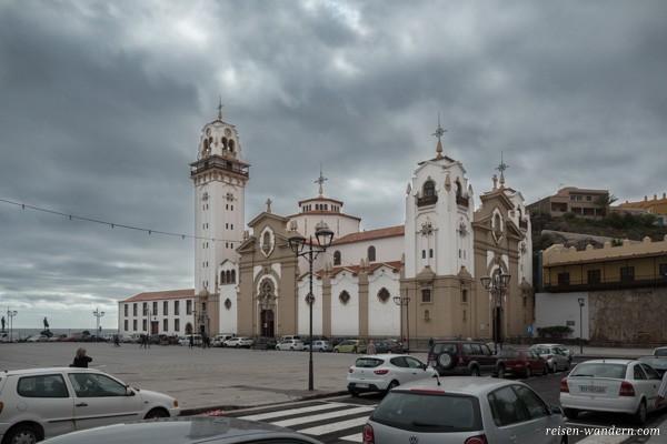 Basilica de Nuestra Senora in Candelaria
