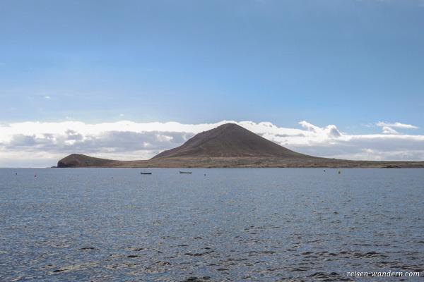 La Montana Roja - der rote Berg bei El Medano