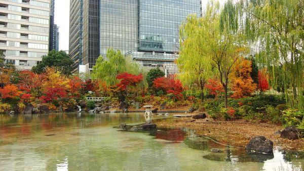 Tokio Akasaka Hinokichou Park