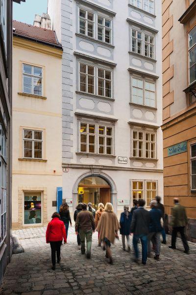 Mozarthaus in Wien