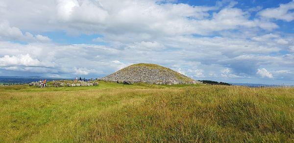 Hügelgrab Loughcrew in Irland