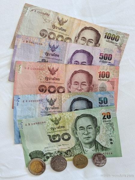 Thailändisches Geld