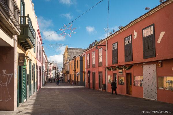 Historische Altstadt von La Laguna