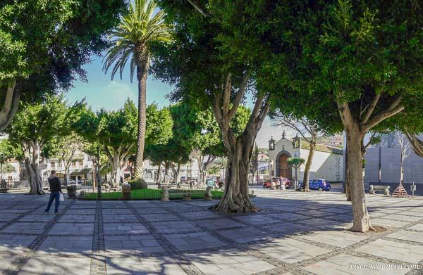 Plaza del Adelantado - La Laguna