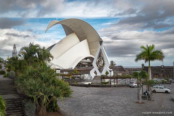 Auditorio de Tenerife in Santa Cruz de Tenerife