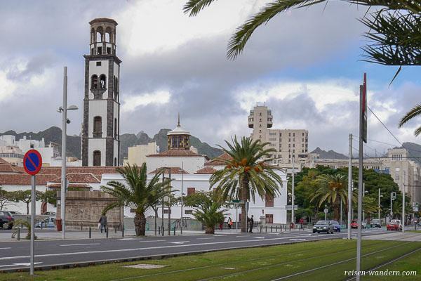 Iglesia de Nuestra Señora de la Concepción in Santa Cruz