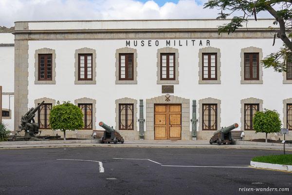 Militär Museum in Santa Cruz