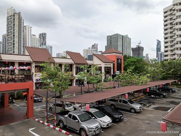 Japantown in Sukhumvit in Bangkok