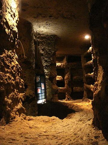 Katakomben von Syrakus