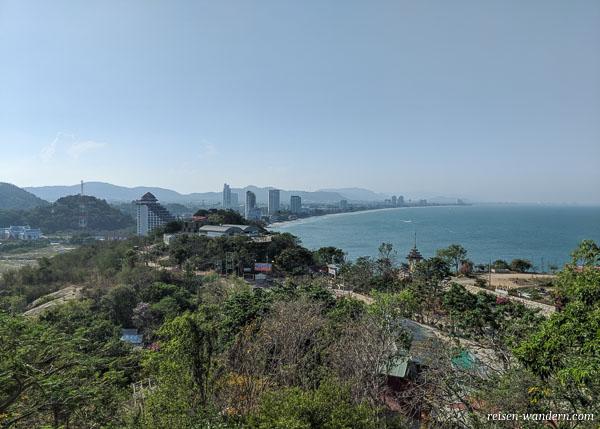 Strandpromenade von Hua Hin