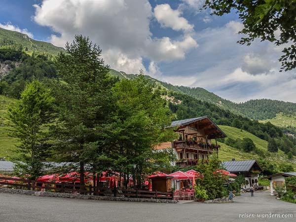 Griesneralm im Kaisergebirge