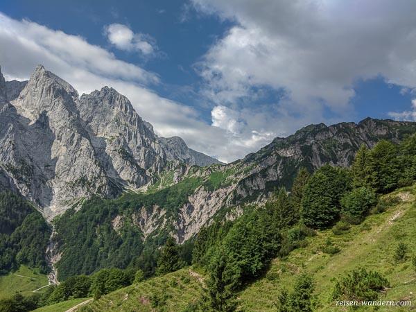 Panorama Kaisergebirge