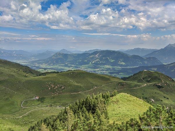 Bergstation Lärchfilzkogel und Wildalm