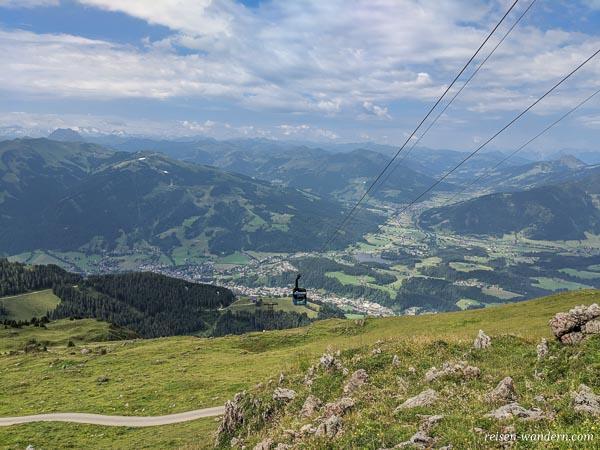 Klettersteig Kitzbüheler Horn : St johann in den kitzbüheler alpen eine mobile region Ögz