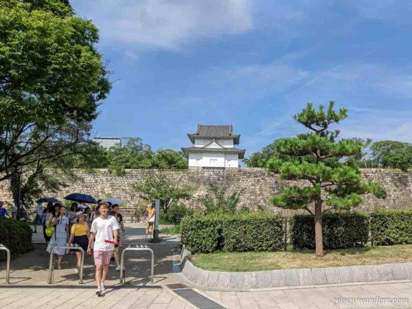 Ichiban-yagura Wachturm